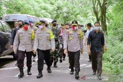 Kapolda Aceh menyambangi warga korban gempa bumi Sabang