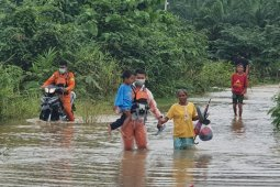 Basarnas kerahkan personel bantu penanganan banjir di Morowali