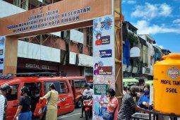 Gugus Tugas Kota Ambon siapkan rompi khusus bagi pelanggar PKM pada 8 - 22 Juni