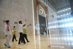 Istiqlal tidak laksanakan Shalat Idul Adha