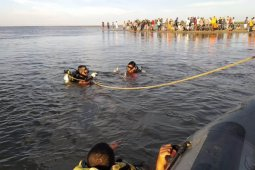 SAR: Pelajar tenggelam di Aceh Tamiang belum ditemukan