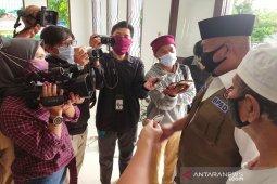 Bupati Tinjau Rapid Test 69 Santri/Guru Yayasan Al-Ansor