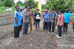 Bupati Wondama buka penanaman perdana padi ladang milik warga lokal