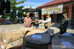 Adaro bantu 40000 masker bagi warga Amuntai
