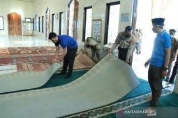 Ormas bantu terapkan aturan jaga jarak di rumah ibadah