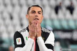 Juventus ke final Piala Italia meski imbang 0-0 dengan Milan