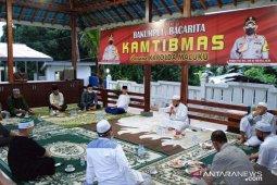 Kapolda Maluku gelar diskusi serap aspirasi masyarakat terkait program kerja