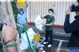 Bupati Klungkung pantau penerapan perda terkait sampah