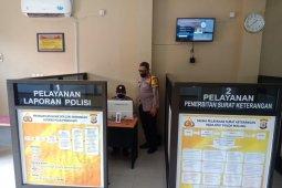 Wakapolda Maluku  :  pelayanan SPKT berjalan baik