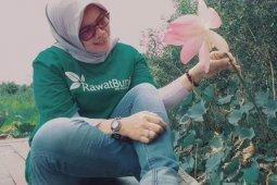 Satriya Ummi Alfiza, berkeinginan mewujudkan sekolah alam