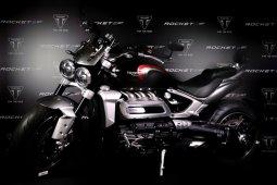 Triumph Rocket 3 GT dan R masuk pasar Indonesia, berapa harganya?
