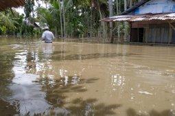 Banjir capai 1,5 meter landa Aceh Utara