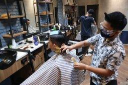 Geliat penataan rambut era PSBB Transisi Jakarta