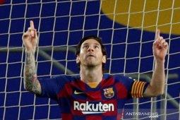 Lionel Messi batalkan negosiasi kontrak baru dengan  Barcelona