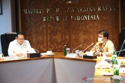 Pimpinan MPR RI sepakat hentikan sementara pembahasan RUU HIP