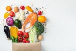 """Makanan yang dapat menurunkan kolesterol usai """"pesta"""" daging"""