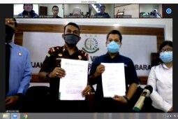 Kejari SBB  -  BPJS Kesehatan Ambon kerja sama penanganan hukum