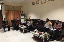 Kapolda harapkan tahanan tertampung di rutan Kanwil Hukham Maluku