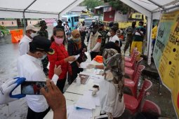 Pemkot Ambon tetapkan 20 titik pemantauan terapkan PSBB