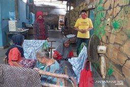 Perajin batik di Kulon Progo mulai banyak permintaan