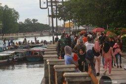 Wisata siring sungai di Banjarmasin ditutup selama tiga bulan