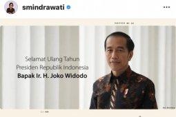 Sri Mulyani: Jokowi pribadi yang ramah, terbuka namun tegas