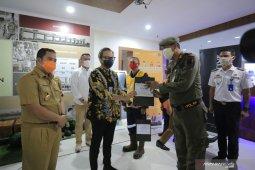 Pemkot Tangerang terima bantuan 10.000 masker