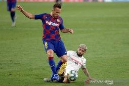 Juventus boyong Arthur Melo dari Barcelona