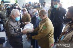 Pemprov Kaltim bantu 11.430 kg beras bagi warga Kutai Timur