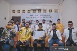 PKS dan PDIP dukung  Rahmad Mas'ud Cawali Balikpapan