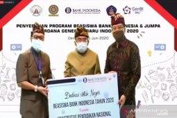 BI Bali minta 175 mahasiswa penerima beasiswa tunjukkan kualitas yang terbaik