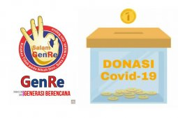 GenRe open donasi bantu keluarga miskin terdampak COVID 19