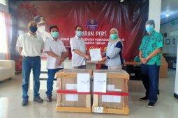 Adaro MetCoal bantu alat ventilator untuk RS Palangkaraya