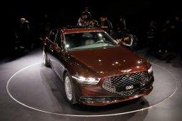 Hyundai bakal luncurkan versi baru Genesis G90