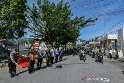 Peringati HUT Bhayangkara, Polres Padangsidimpuan salurkan 10 ton beras