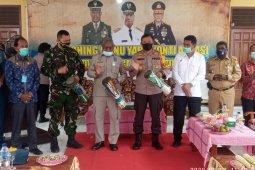 Polda Papua Barat luncurkan 13 kampung berdikari hadapi COVID-19