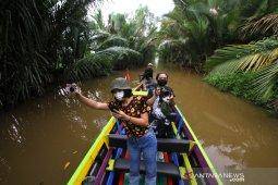 Wisata Susur Sungai Di Banjarmasin