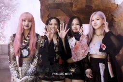 Grup K-pop BLACKPINK tampil perdana di