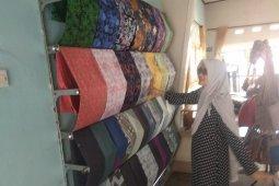 Produk batik Lebak dan tenun badui tembus pasar luar negeri