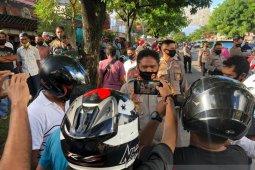 Polresta Ambon tetapkan delapan  tersangka ambil paksa jenazah COVID-19
