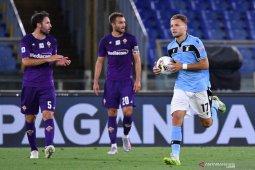 Taklukkan Fiorentina, Lazio jaga persaingan dengan Juventus