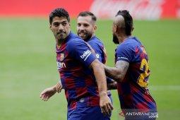 Barcelona dilanda frustrasi usai kehilangan dua poin akibat imbang kontra Celta