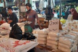 Harga gula pasir di Pontianak kembali sesuai HET