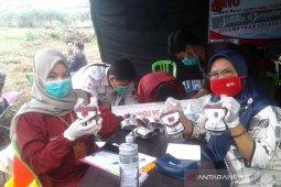 PMI: Kebutuhan darah di Rejang Lebong mencapai 40 kantong per hari