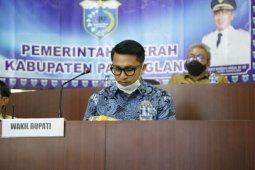 KPU Pandeglang rapid tes 2.300 anggota KPPS, 22 orang reaktif