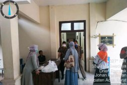 Berita dua sales asal Medan diduga terinfeksi COVID-19 ternyata hoaks