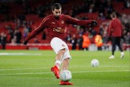 Betah di Roma, Mkhitaryan tidak mau kembali ke Arsenal