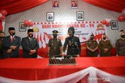 Wali Kota Padangsidimpuan harap HUT Bhayangkara menjadikan Polri semakin profesional