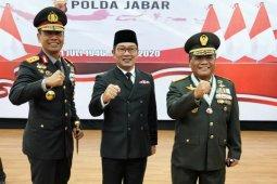 Gubernur apresiasi Polda Jabar yang aktif dalam penanganan COVID-19
