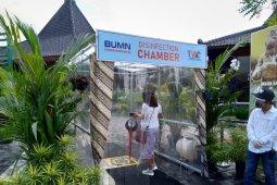 Destinasi wisata Candi Prambanan dikunjungi 332 wisatawan pada hari pertama uji coba
